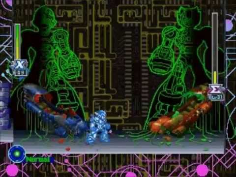 Mega Man X5: Sigma- No Damage, Buster Only (Final Stage + Ending)