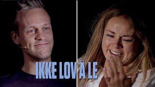 Ikke lov å le: Helene Olafsen vs. Mads Hansen