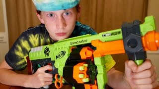 Nerf War: Double Ambush