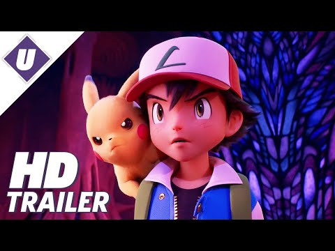 Pokemon Mewtwo Strikes Back Evolution - Official Trailer (Japanese)