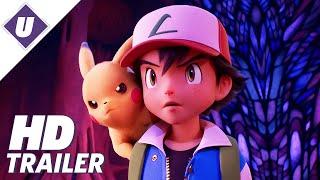 Pokemon Mewtwo Strikes Back Evolución - Trailer Oficial (En Japonés)
