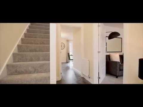 Barratt Homes - Explore the Hale