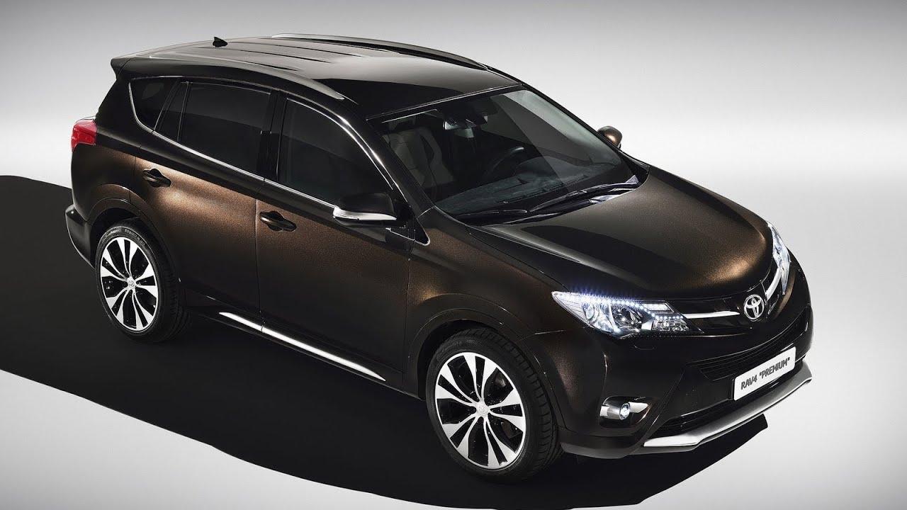 Toyota Rav4 Premium 2013 Concept Youtube