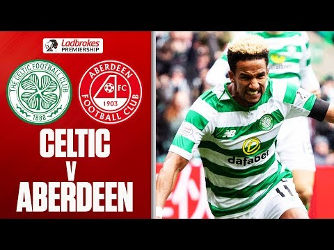 Celtic 1-0 Aberdeen | Sinclair Backheel Gives Champions First Win In 3 Games | Ladbrokes Premiership