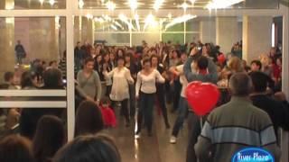 Flash mob River Plaza Mall - Ai se eu te pego - Michel Telo