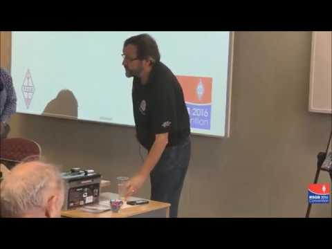 RSGB Convention lecture 2016 - Advances in amateur TV