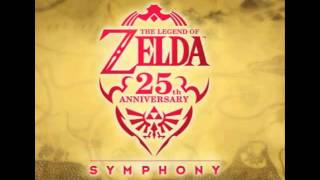 06 - Twilight Princess Symphonic Movement - Legend of Zelda 25th Anniversary Orchestra