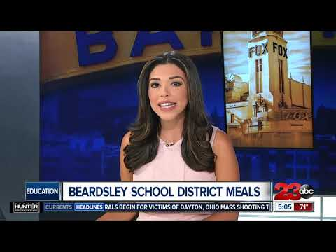Beardsley School District offering free healthy breakfasts and lunches to all students