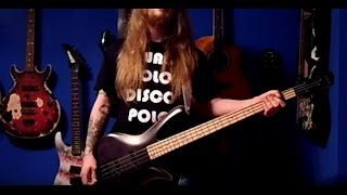 Liroy - Scoobiedoo ya (bass cover)