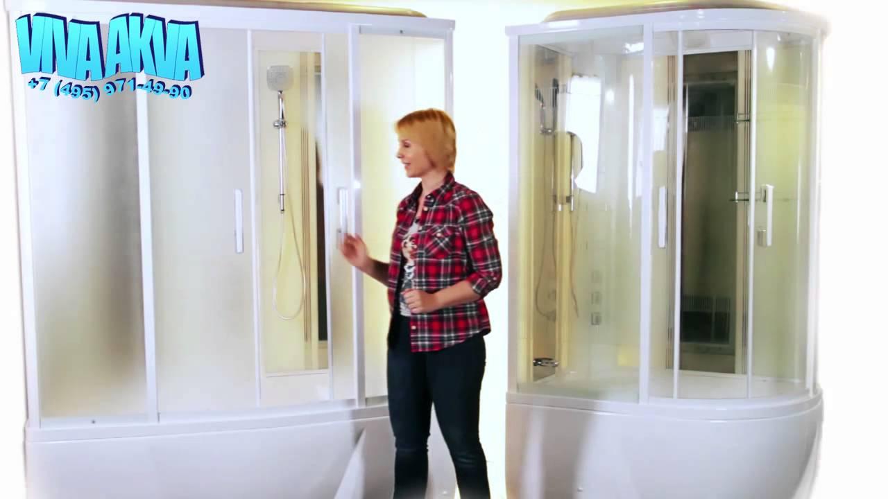 Душевые кабины в интернет-магазине сантехники aquanta: быстро, недорого, удобно.