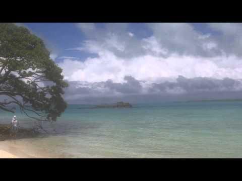 Beautiful Unsploit Beaches in Fanning Island