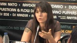 La Mala Rodriguez-presenta su disco 'Dirty Bailarina'