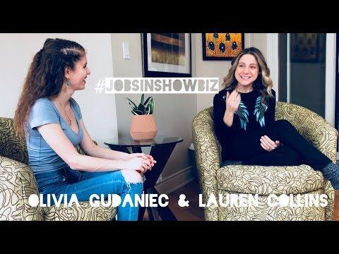JOBS IN BIZ Hosted by Olivia **LAUREN COLLINS**