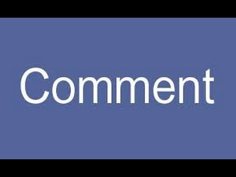 how to delete gif on facebook comment