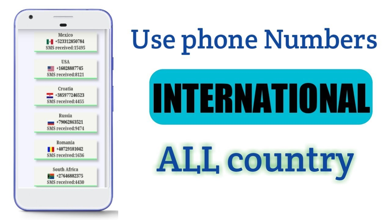 How to get free phone number receive SMS verification 2019   #newsmartbihar