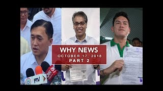 UNTV: Why News (October 17, 2018) Part 2
