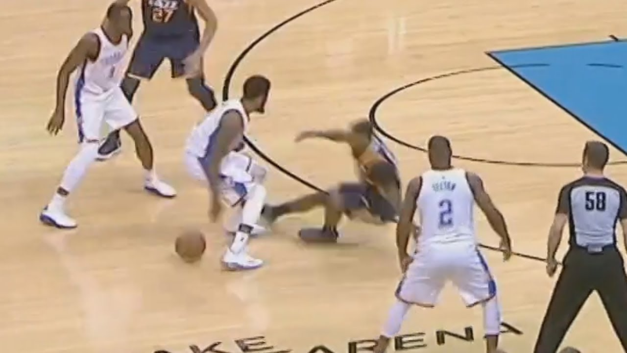 Paul George Ankle Breaker! 36 Pts in Game 1! 2018 NBA Playoffs