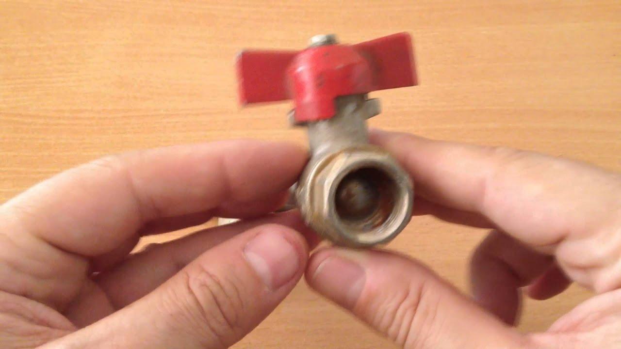 Fugas en llaves de vaciado para circuitos de calefacci n for Accesorios para llaves de agua