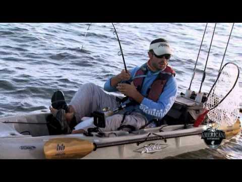 IFA Kayak Redfish Tour