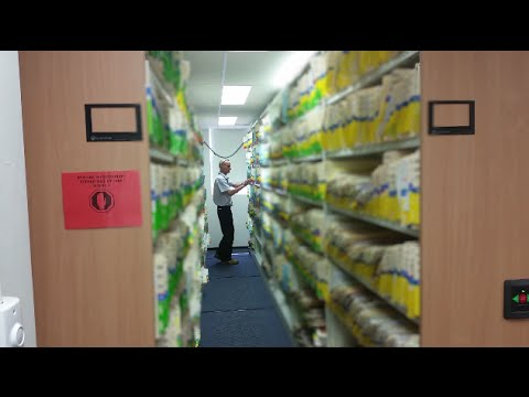My Day: Craig, Medical Records Officer