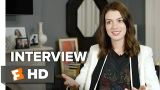 The Intern Interview - Anne Hathaway (2015) - Comedy HD