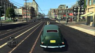 L.A. Noire - Free Roam [Gameplay | PC]