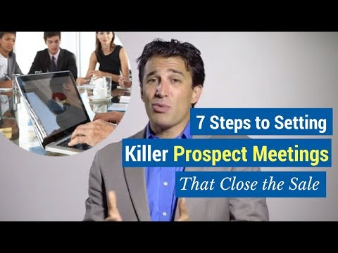 7 Simple Ways to Set More Meetings in Sales
