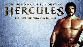 TRAILER Hercules la leggenda ha inizio 1983+2014