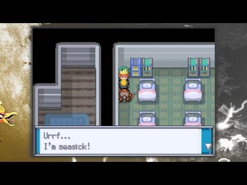 Pokémon HeartGold | Episode 30 | Fast Ship S.S. Aqua