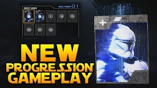 NEW PROGRESSION GAMEPLAY: Everything You Need To Know! - Star Wars Battlefront 2