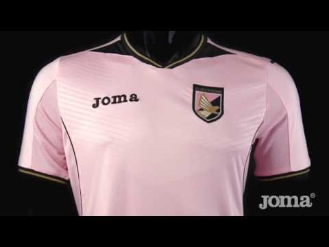 Nueva equipación Joma para la U.C. Sampdoria 2016-2017 d420a009b7a7b