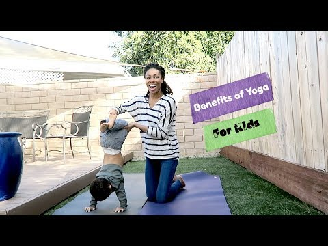 Yoga for Kids| Benefits of Yoga