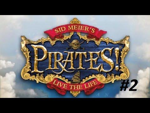 Sid Meier's Pirates part 2  