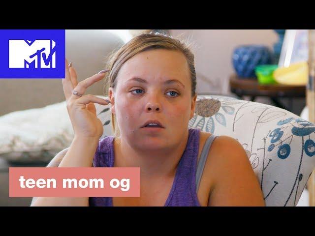 Catelynn & Tyler Work on Their Relationship | Teen Mom OG | MTV