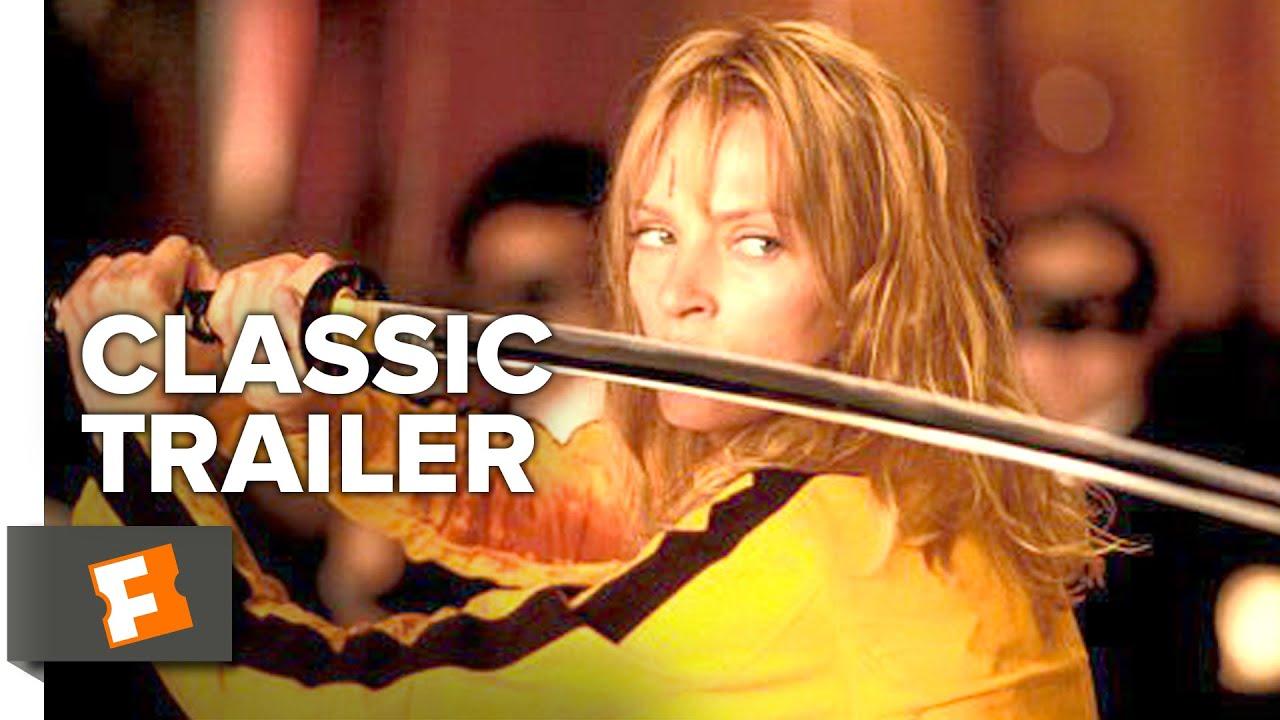 Kill Bill Vol 1 2003 Official Trailer Uma Thurman Lucy Liu Action Movie Hd Youtube