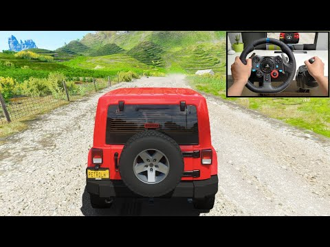Download Forza Horizon 4 1945 Willys Mb Jeep Off Road Logitech G29