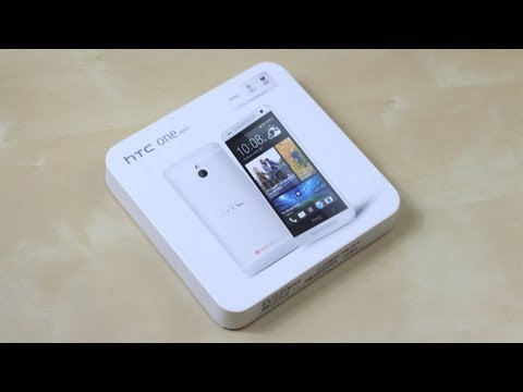 Unboxing: HTC One Mini (Deutsch) | SwagTab