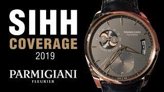 SIHH 2019: Parmigiani Fleurier Tonda 1950 Moonphase
