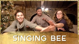 SINGING BEE CHALLENGE (day 11)
