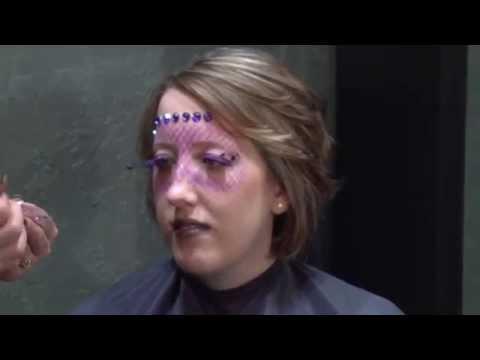 Halloween Makeup Part 3: Glue-on Jewelry