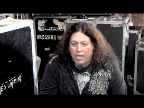 TESTAMENT - Dark Roots Of Earth (OFFICIAL BEHIND THE SCENES PT 3)