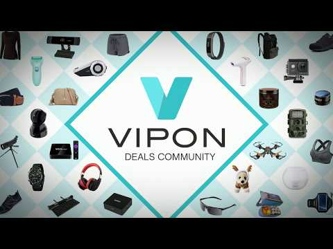 Vipon - Deals, Coupons & Promo Codes