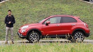 Fiat 500X (2014) | La nostra prova su strada (2.0 diesel 4x4 9 marce)