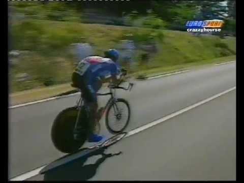 Tour De France Euro Sport 1994 Stage 9 Perigueux-Bergerac T T 64Km.
