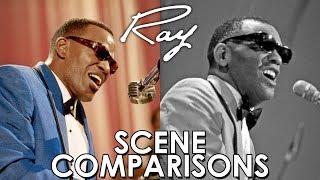 Ray (2004) - scene comparisons