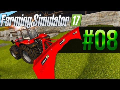Farming Simulator 17 | Carrière Suivie | Episode 8 | On Tasse Silo Bunker !