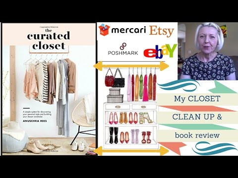 The Curated Closet (Part 1) & Creating Lots of Inventory to Sell on Poshmark, eBay and Mercari