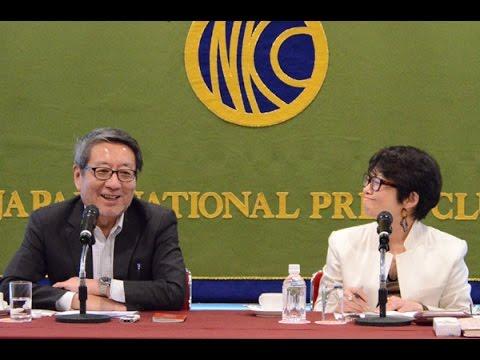 忍足謙朗 元国連WFPアジア地域局長 「国連と日本人」④ 2016.3.3