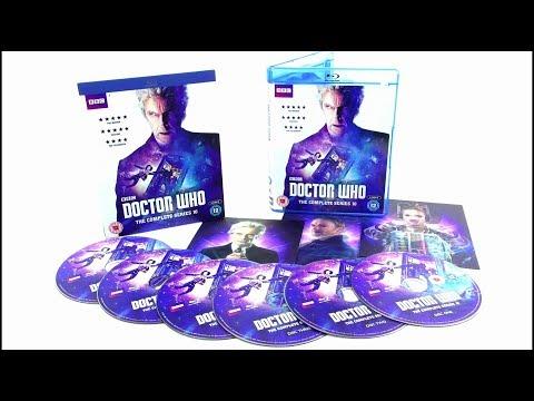 DOCTOR WHO Series 10 Blu Ray Box Set Review | Votesaxon07