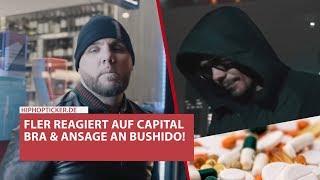 Fler antwortet Capital Bra & Ansage an Bushido! -